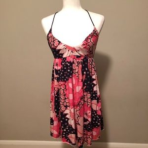 Free People - Botanical Print Summer Dress